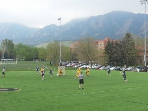 Vs Montana State in playoffs